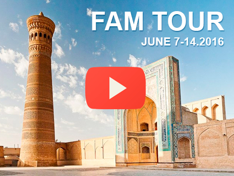 Video Fam Trip 2016 June